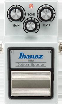 【在庫あり・即日出荷】Ibanez BB9 Bottom Booster ブースター 【KK9N0D18P】