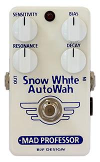 【送料無料!】 PROFESSOR Snow White Auto Wah マッド・プロフェッサー スノウ・ホワイト・オートワウ