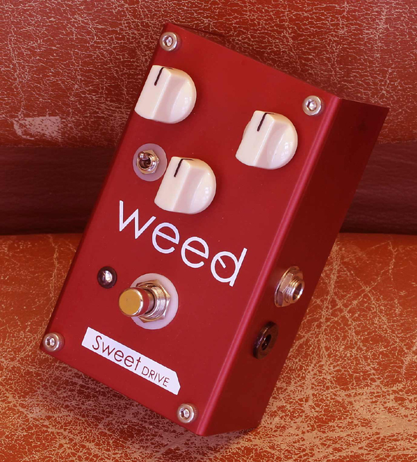 【お買い物マラソン実施!9日20:00~16日1:59迄】weedSweet DRIVE - RED OverDrive