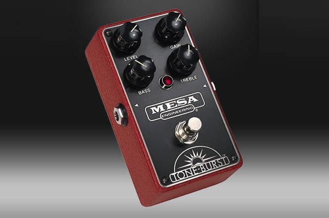 【在庫あり・即日出荷】 【送料無料】Mesa / BoogieTONE-BURST (トーン・バースト) クリーンブースター 【KK9N0D18P】