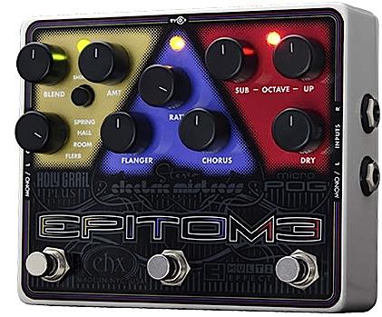【正規輸入品 エピトミー】electro-harmonix エレハモ 《マルチ/・エフェクター》EPITOME エレハモ/ エピトミー, 【名入れ無料】:4fb5b78e --- data.gd.no