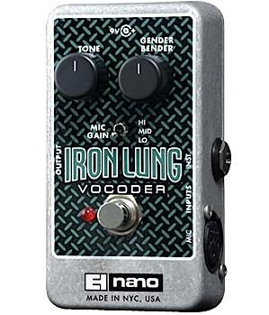 【正規輸入品】electro-harmonix 《ボコーダー》Iron Lung エレハモ / アイアンラング