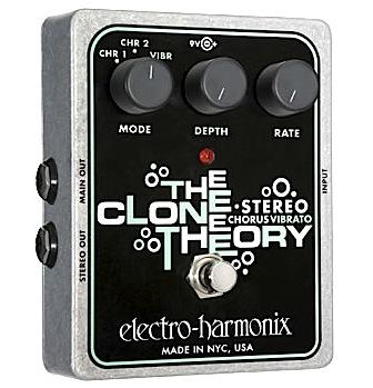 【正規輸入品】electro-harmonix 《ステレオ・コーラス/ビブラート》The Clone Theory エレハモ / クローン・セオリー