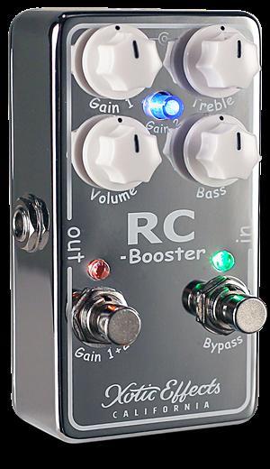 【在庫有り・即出荷!】Xotic 《ブースター》RC-Booster Ver.2 RCB-V