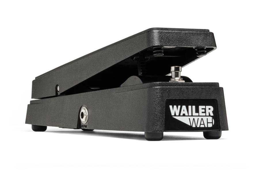 【在庫あり・即日出荷】【正規輸入品】electro-harmonix 《ワウ・ペダル》Wailer Wah (ウエイラー・ワウ) Wah Pedal【KK9N0D18P】
