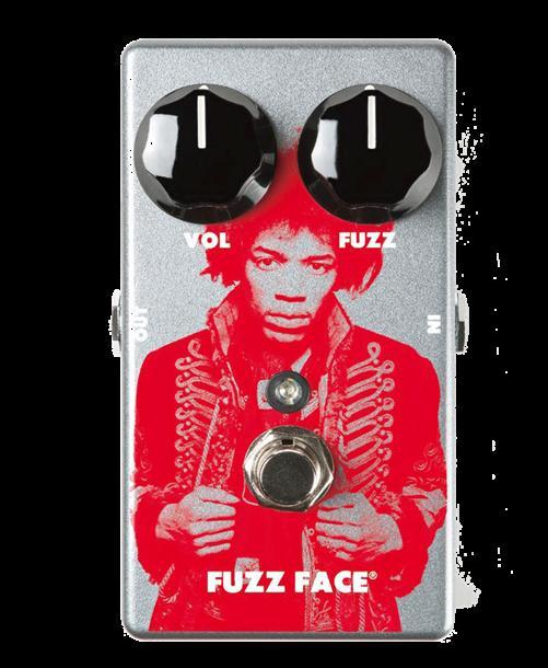 【お買い物マラソン実施!9日20:00~16日1:59迄】【在庫あり・即日出荷】Jim Dunlop JHM5 (JH-M5)《ファズ》Jimi Hendrix FUZZ FACE LTD.ジミ・ヘンドリックス・ファズ・フェイス 【正規輸入品・新品】 【KK9N0D18P】
