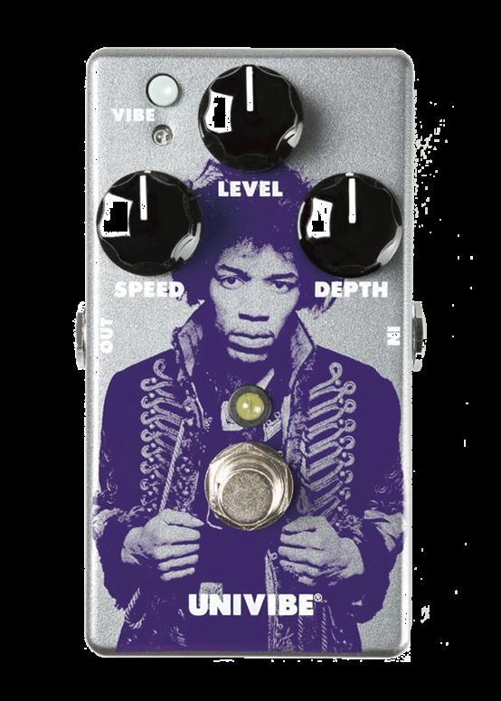 【在庫あり・即日出荷】Jim Dunlop JH-M7 (JHM7)《ユニヴァイブ》Jimi Hendrix UNIVIBE LTD.ジミ・ヘンドリックス・ユニヴァイブ 【KK9N0D18P】