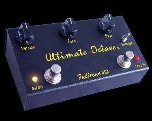 Fulltone Ultimate Octave〈ファズ&アッパーオクターブ〉