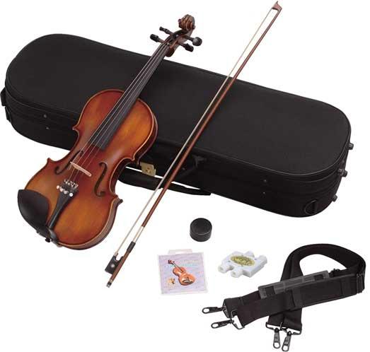 【即出荷●バイオリン入門セット】Hallstatt V22基本入門セット【限定特価】