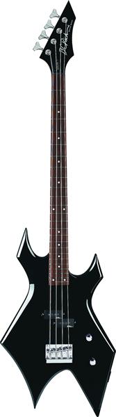 ★B.C.Rich ベース Bass ワーロック Warlock ONE /Onyx (WBBK) GIG BAG付 【KK9N0D18P】