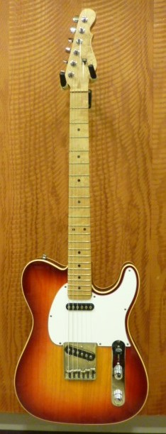 USED【中古】◆G & L エレキギター ASAT Classic /3TS (ハードケース付)【KK9N0D18P】