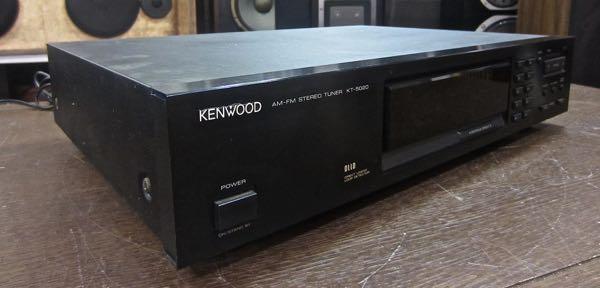 【中古】KENWOOD AM/FMチューナー KT-5020