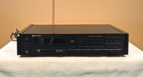 【ポイント2倍セール実施22日9:59迄】【中古】PIONEER CDプレーヤー PD-M6