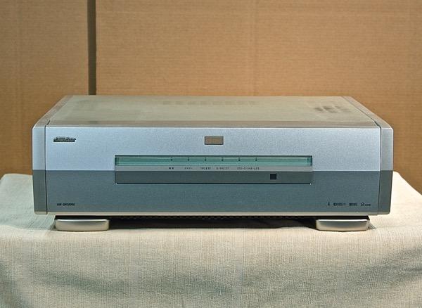 【中古】VICTOR VHSビデオデッキ HM-DR10000