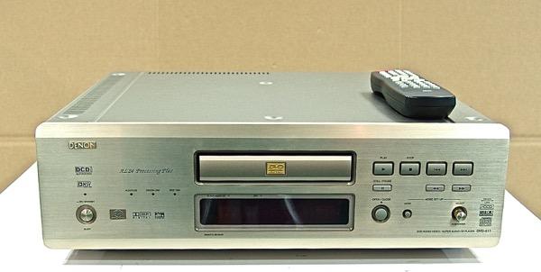 【中古】【送料無料】DENON ユニバーサルプレーヤー DVD-A11