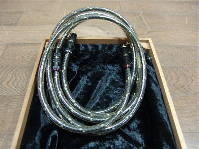 【送料無料】ストレートワイヤー RCA 1.5m バーチュオーゾ GOLD II 【KK9N0D18P】