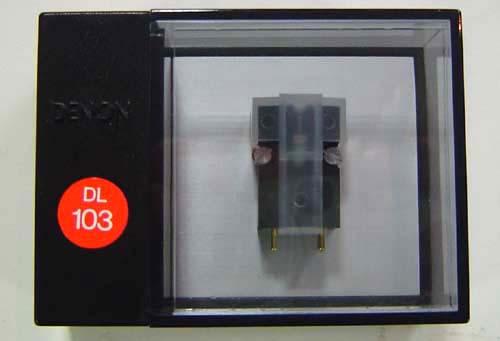 【送料無料】DENON DL-103 MCカートリッジ 【KK9N0D18P】