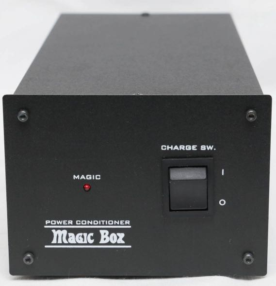 【送料無料】音や クリーン電源 MAGICBOX