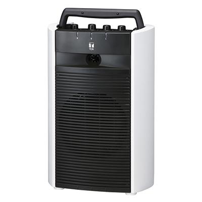 WA-2800SC ポータブル型ワイヤレスアンプ(CDプレーヤー、SD/USBプレーヤー付) ※4【送料無料】TOA ・PLLシンセサイザー方式・ダイバシティ方式チューナーユニット:1台内蔵【KK9N0D18P】