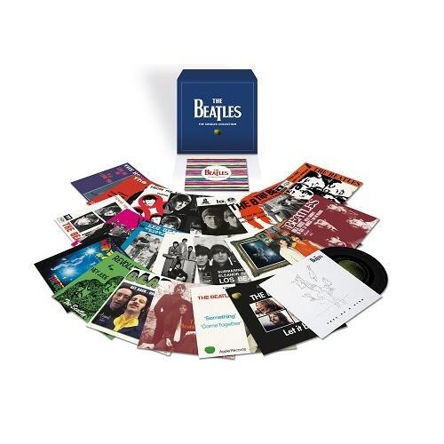 ザ・ビートルズ / ザ・シングルス・コレクション 7inch重量盤アナログシングル23枚組【KK9N0D18P】