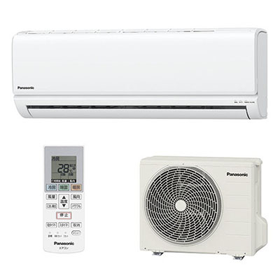CS-226CF-W/CU-226CF房空調松下·換流器冷暖氣設備除濕型、靜音設計、冷氣時主要(6張榻榻米用)