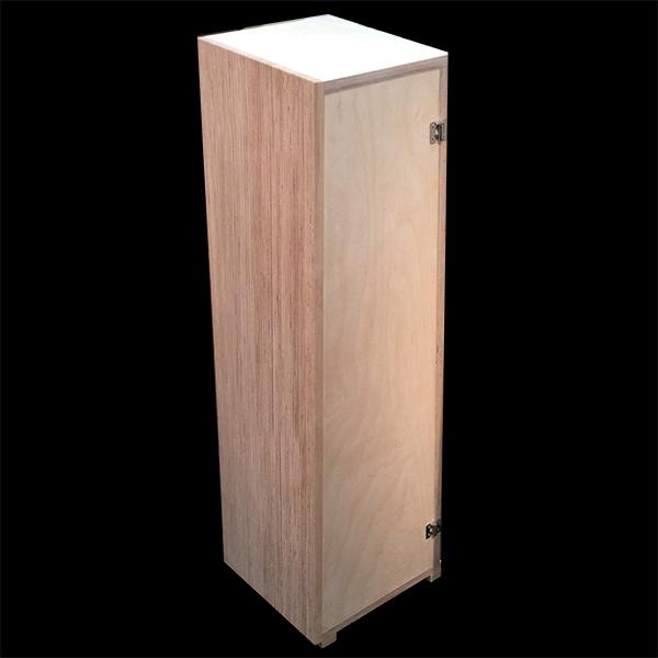 バーチサウンド スピーカーボックス・1組 16cm用(16?25cm 対応可)bx-LL バーチLロングボックス【KK9N0D18P】