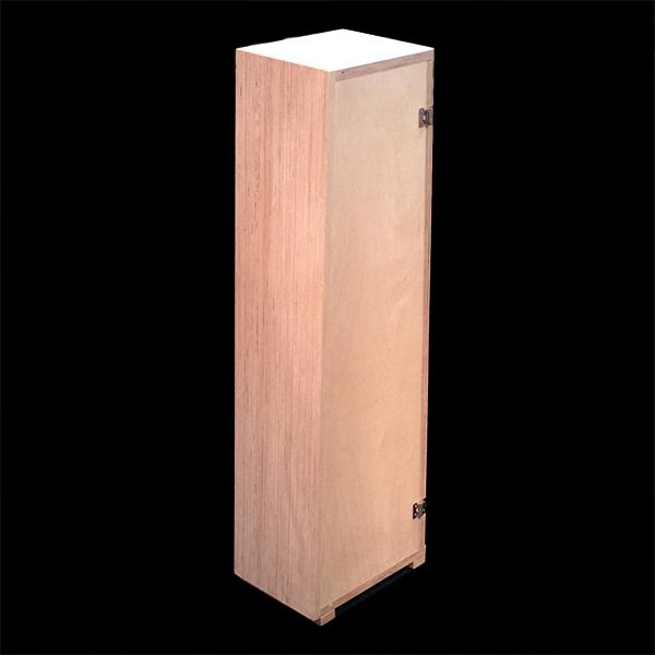 バーチサウンド スピーカーボックス・1組 16cm用(13?20cm 対応可)bx-ML バーチMロングボックス【KK9N0D18P】