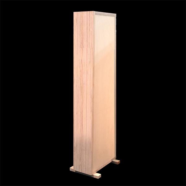 バーチサウンド スピーカーボックス・1組 10cm用(8?13cm 対応可)bx-SL バーチミニロングボックス【KK9N0D18P】