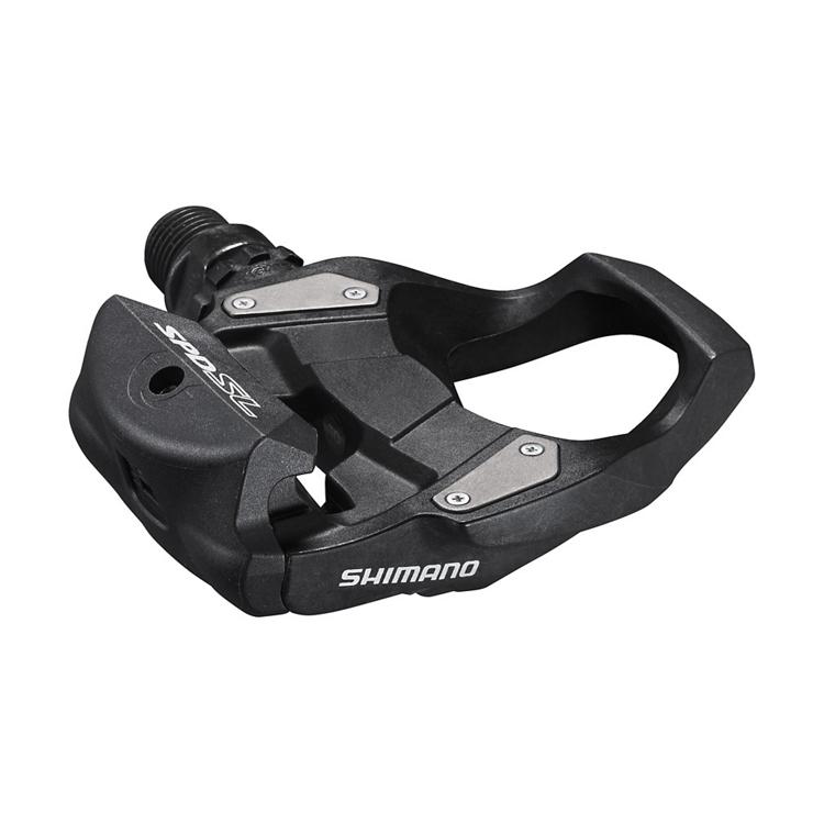 PD-RS500 SPD-SLペダル ブラック【自転車】【ロードバイク】【シマノ】