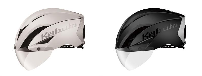 AERO-R1 エアロヘルメット S/M 【送料無料】【シールド付き】【自転車】【ロードバイク】【OGK KABUTO】【サイクリング】