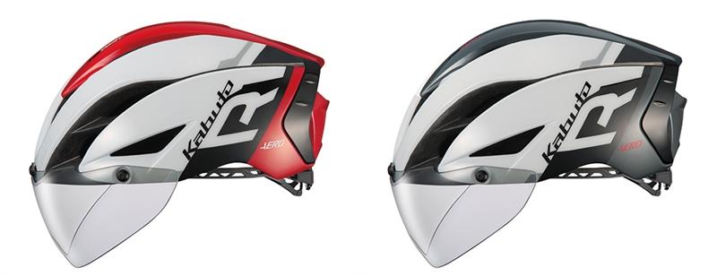 AERO-R1 エアロヘルメット S/M G-1 【送料無料】【シールド付き】【自転車】【ロードバイク】【OGK KABUTO】【サイクリング】