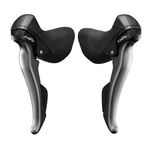 ST-R2000 デュアルコントロールレバー 左右セット 2/8S【送料無料】【シフター】【自転車】【ロードバイク】【シマノ】