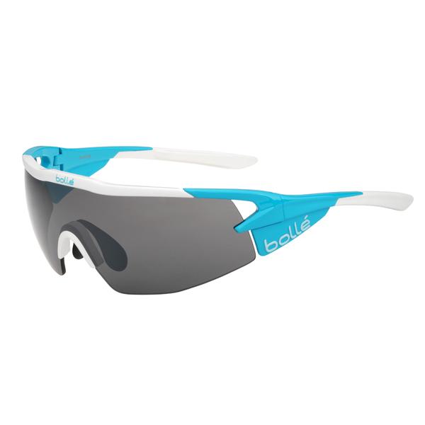 ボレー 12501 AEROMAX サングラス Shiny Blue/White TNS Gun【送料無料】【自転車】【サイクリング】【ロードバイク】【bolle】