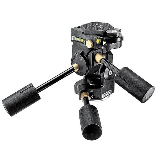 3Dプロ雲台 229[マンフロット 雲台 manfrotto 撮影機材 カメラ マンフロット 撮影キット アウトレット 三脚 メーカー カメラ]