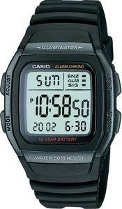 f000e50613 カシオ スポーツウォッチ ランニングウォッチ 5気圧防水 メンズ デジタル 腕時計(W11P-6504)