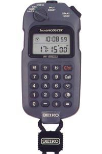 セイコー・ストップウォッチ サウンドプロデューサー(SVAX001)