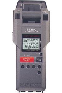 セイコー・プリンター一体型ストップウォッチ(SVAS007)