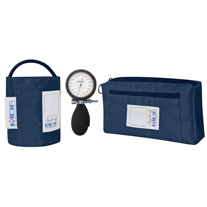 MDF ブラバータパームアネロイド血圧計ープロフェッショナル血圧モニター - ネイビー (MDF848XPD04)
