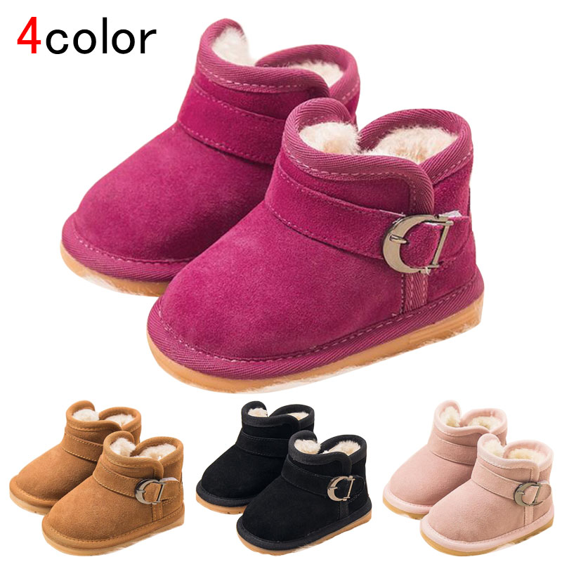 Child first shoes software snow boot mouton boots child shoes baby gift walk support fall and winter of the baby boots pretty snow boot baby shoes boy
