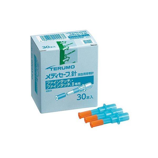 男女兼用 テルモ メディセーフ針 ファインタッチ専用 迅速な対応で商品をお届け致します MS-GN4530 30本入 定形外郵便発送 ×2箱セット