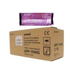 SONYプリンタ用ペーパー UPP-110HG 10巻