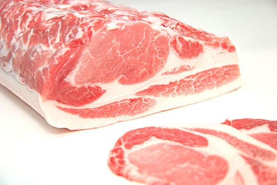量り売り 業務用北海道産豚ロース1本ブロック ※送料にご注意ください※ 18%OFF お求めやすく価格改定 kg 1500円