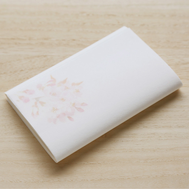 めでたや和紙 春の懐紙 桜 新商品 新型 茶道 和菓子 山桜 懐紙 激安☆超特価