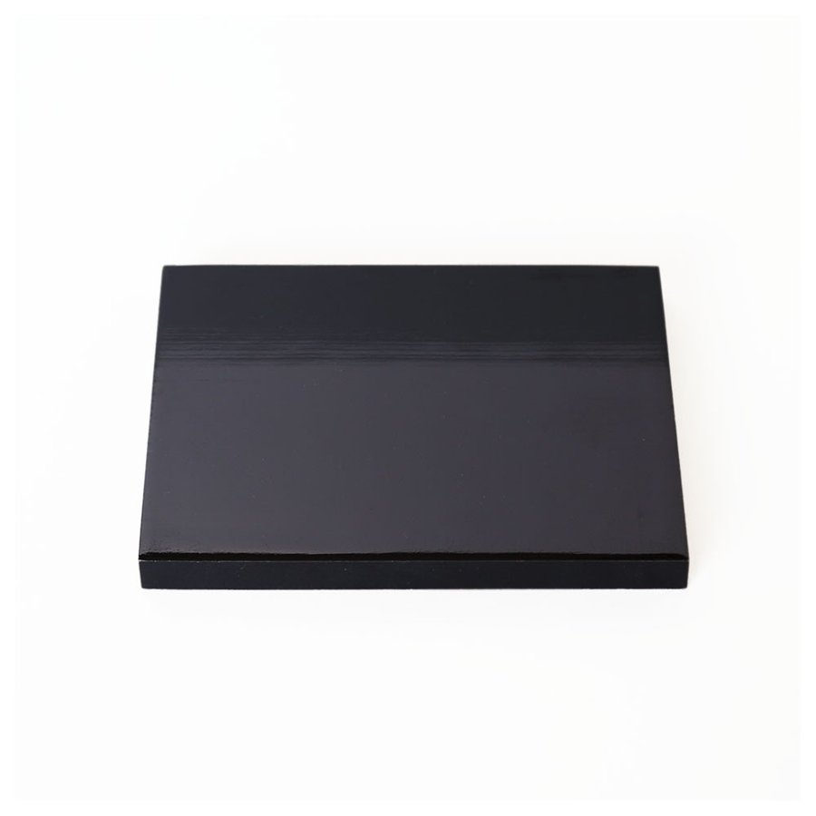 めでたや和雑貨 和風 ディスプレイ 置き飾り 置物 人気急上昇 黒塗り台 小 特別セール品