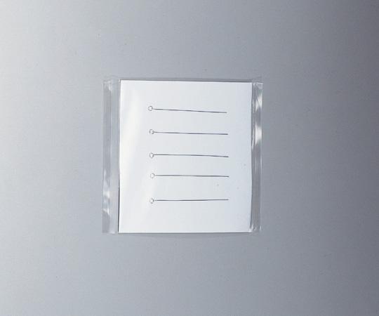 白金耳線径×全長(mm)φ0.5×100(ループIDφ5.0)