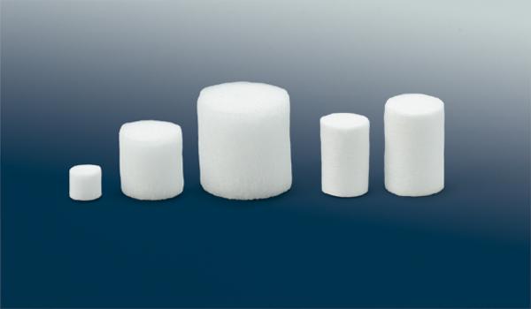 フィルターボールアルファ ハード 規格(公差±2mm)φ2cm×3cm