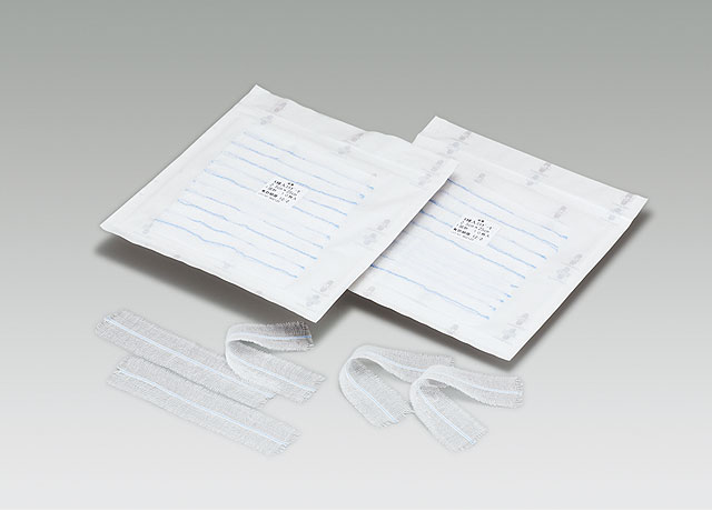 滅菌コメガーゼX 1回折3cm×30cm 10枚×100袋入/箱【一般医療機器】