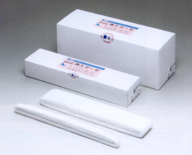 挿入ガーゼ 3号【一般医療機器】