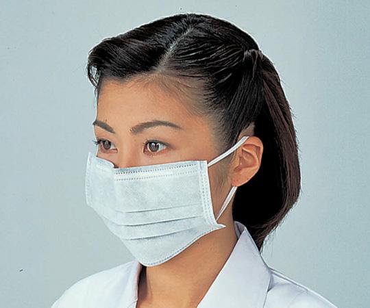 フェイスマスク  活性炭入 (三層タイプ) 1箱(50枚入)