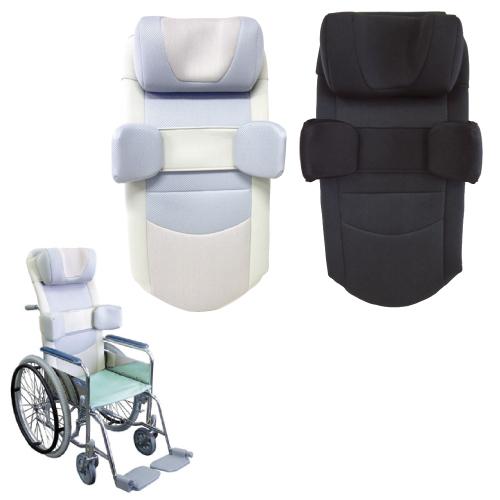 車いすサポートシート 品番:KG0001BKカラー:ブラック 右の商品です